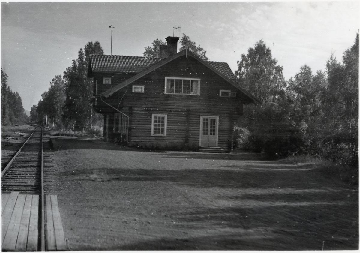 Gåsvarv station.