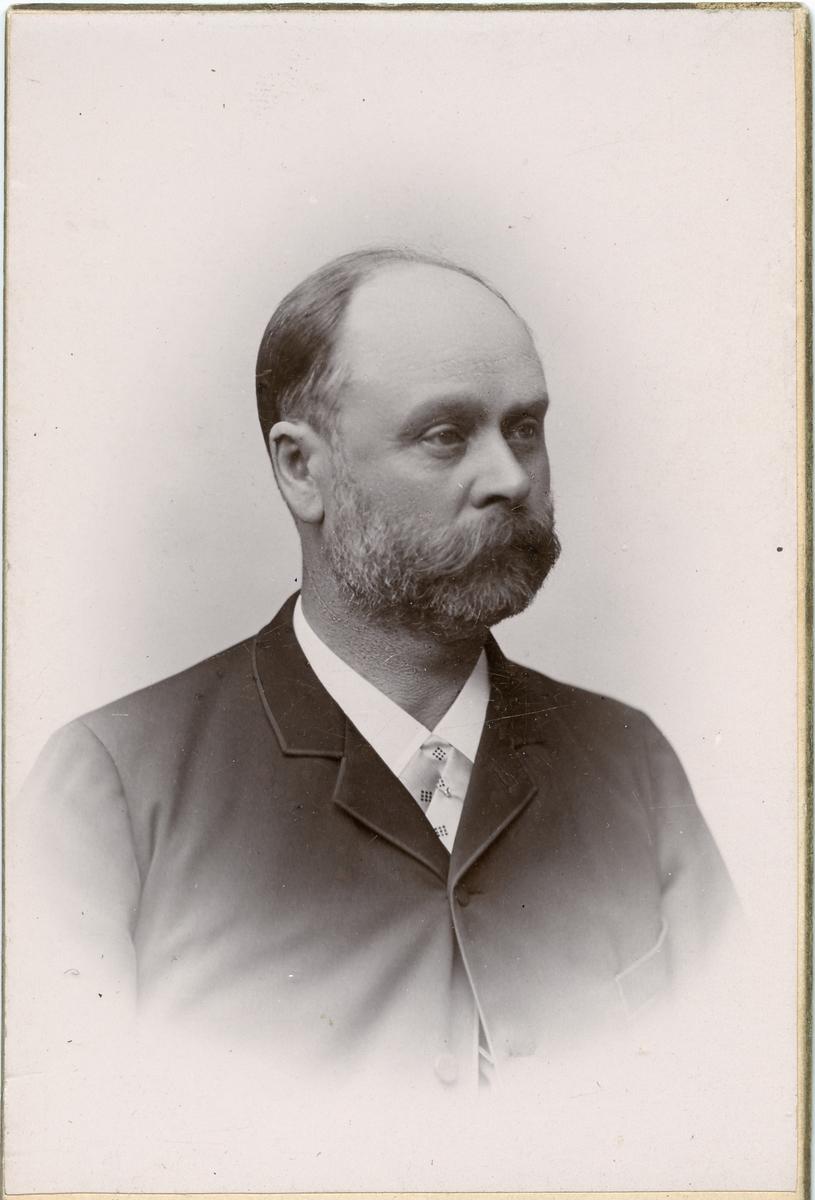 W.Elfving som var  Trafikchef vid KURJ mellan 1873-1899