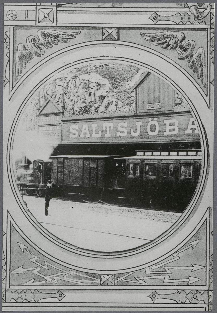 Stadsgården station.