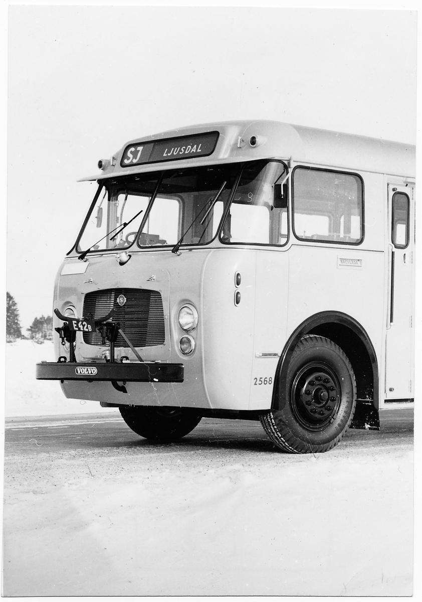 Statens Järnvägar, SJ buss 2568.
