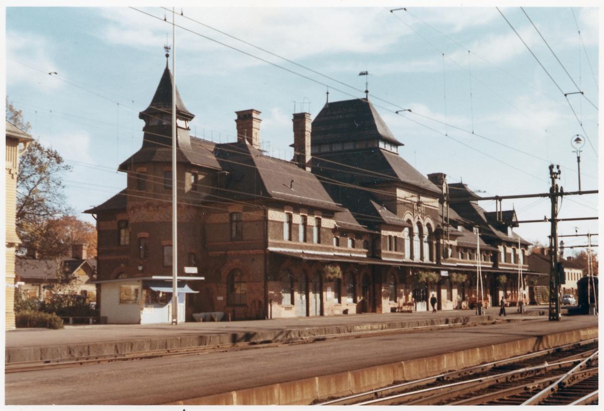 Avesta centralstation.
