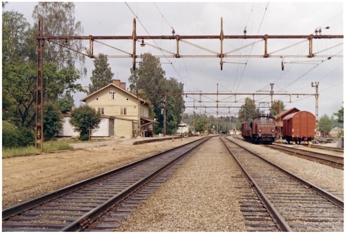 Arbrå station.
