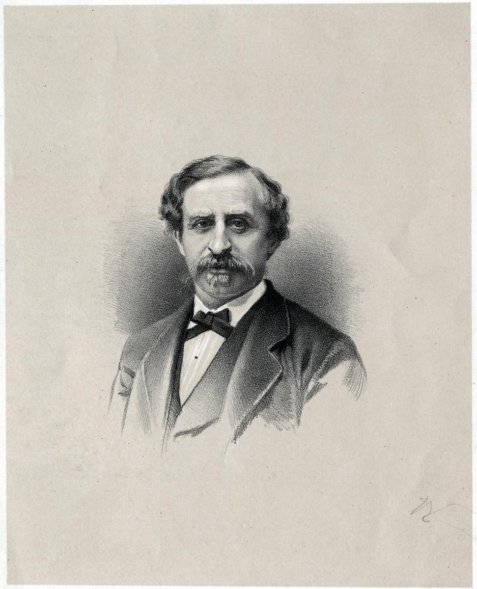 Generalkonsul Edvard Fränckel.