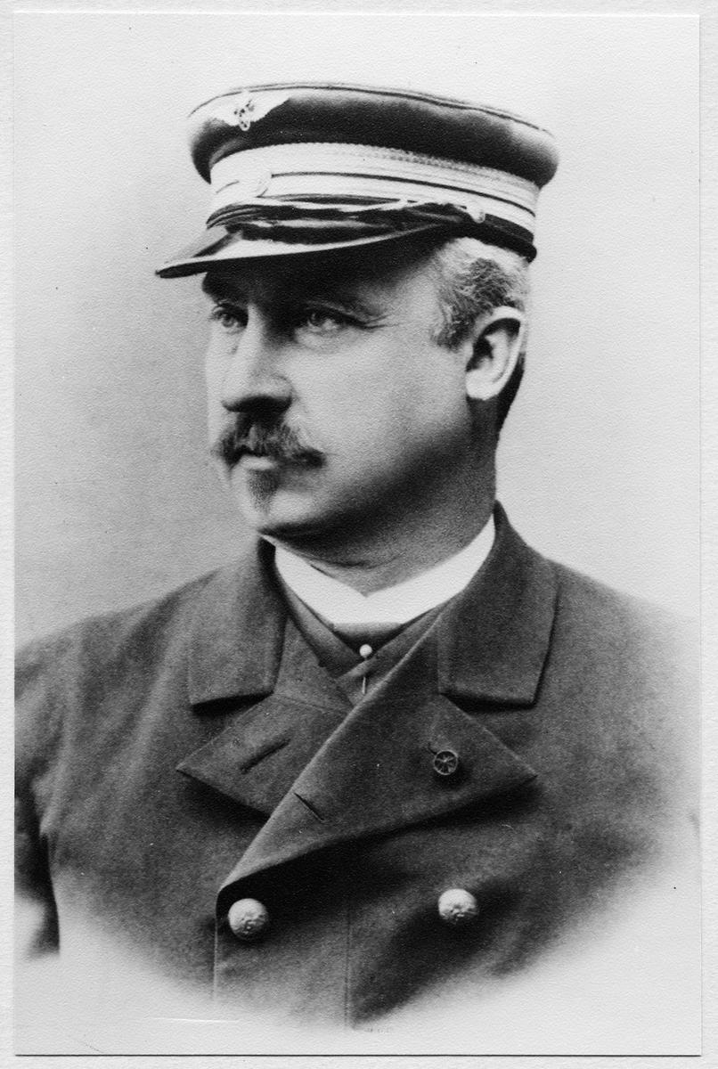 Johan Gustaf Hedborg.