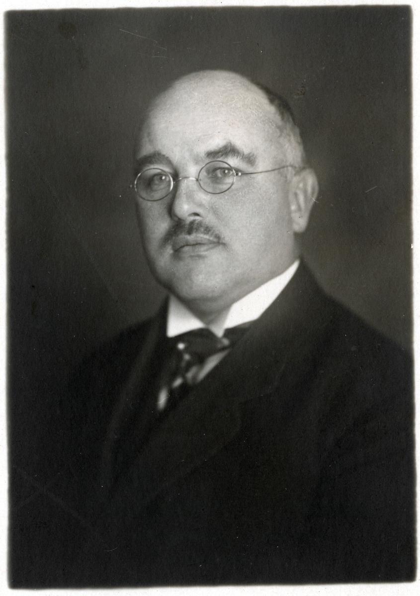 Signalingenjör Herman Holmqvist.