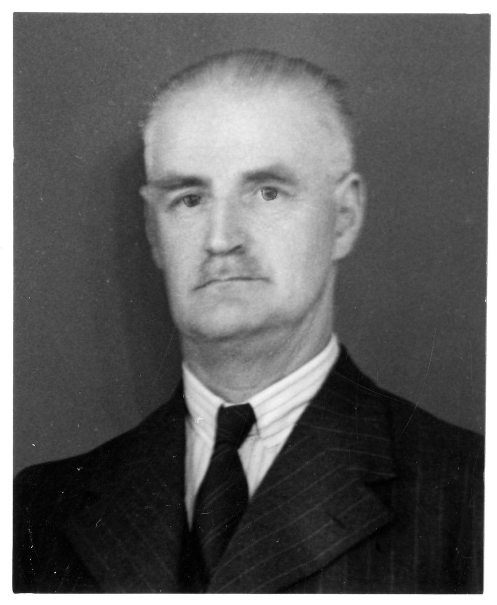 Landstingsman Axel Nilsson, styrelseledamot i Dalslands Järnväg.