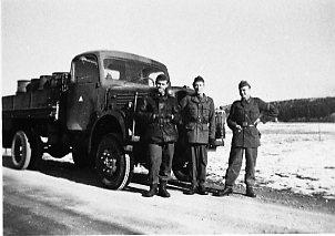 Terrängbil m/1942 M, Klöckner