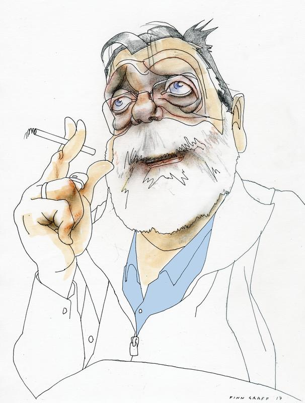 Frank Årebrot.