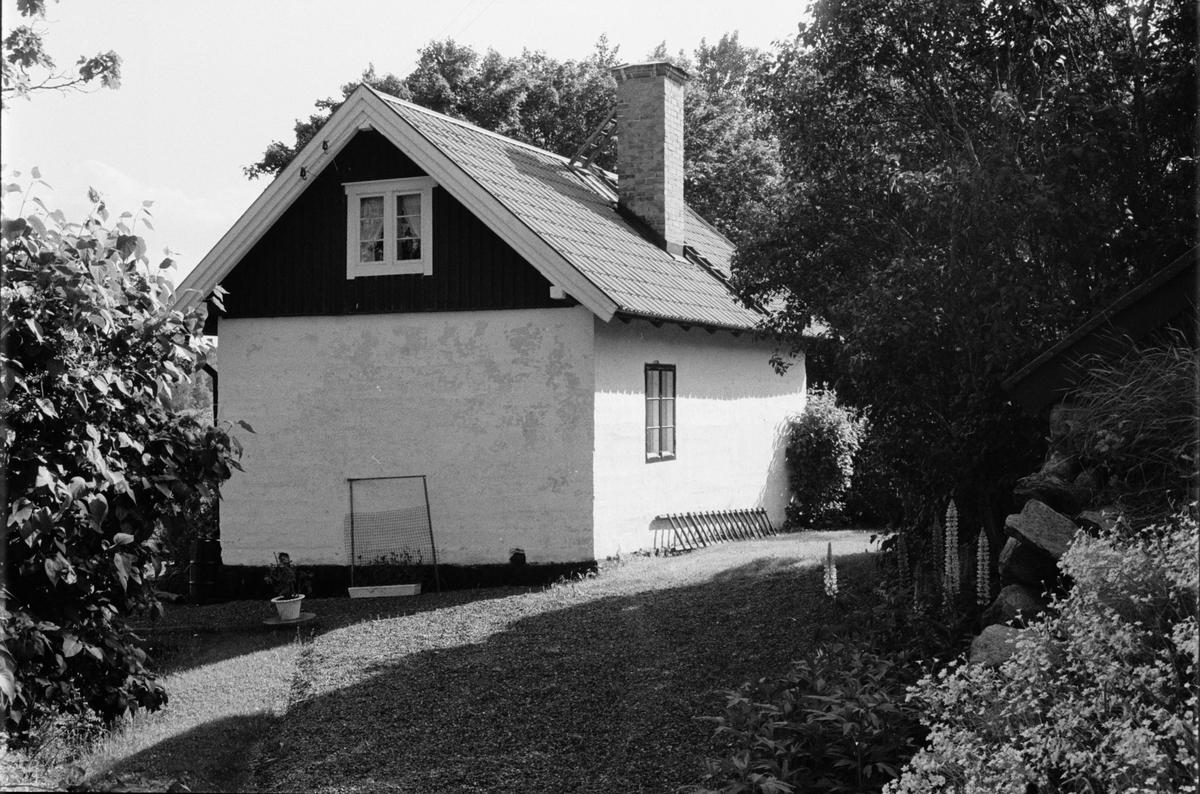 Gruvarbetarbostad, Söderskogen, Film, Uppland juli 1991