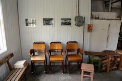 Trysil bakeri,interiør