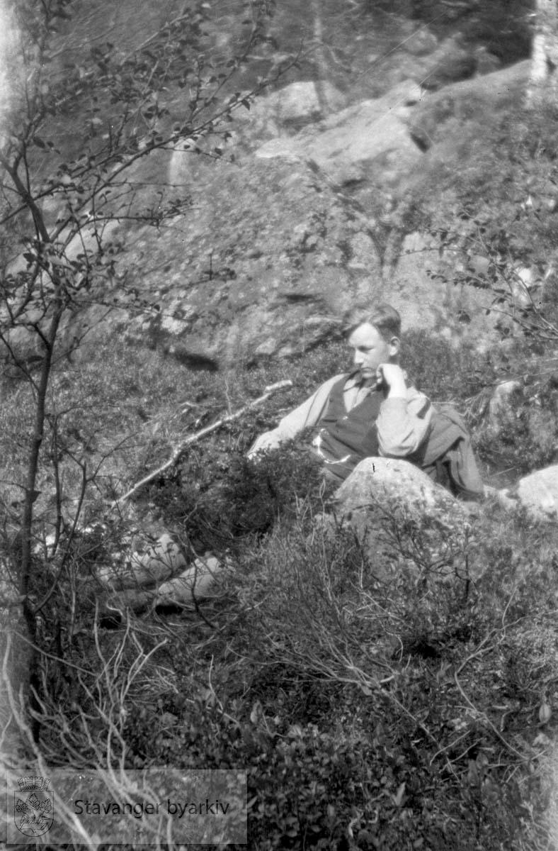 Tur til Gjesdal pinsen 1929