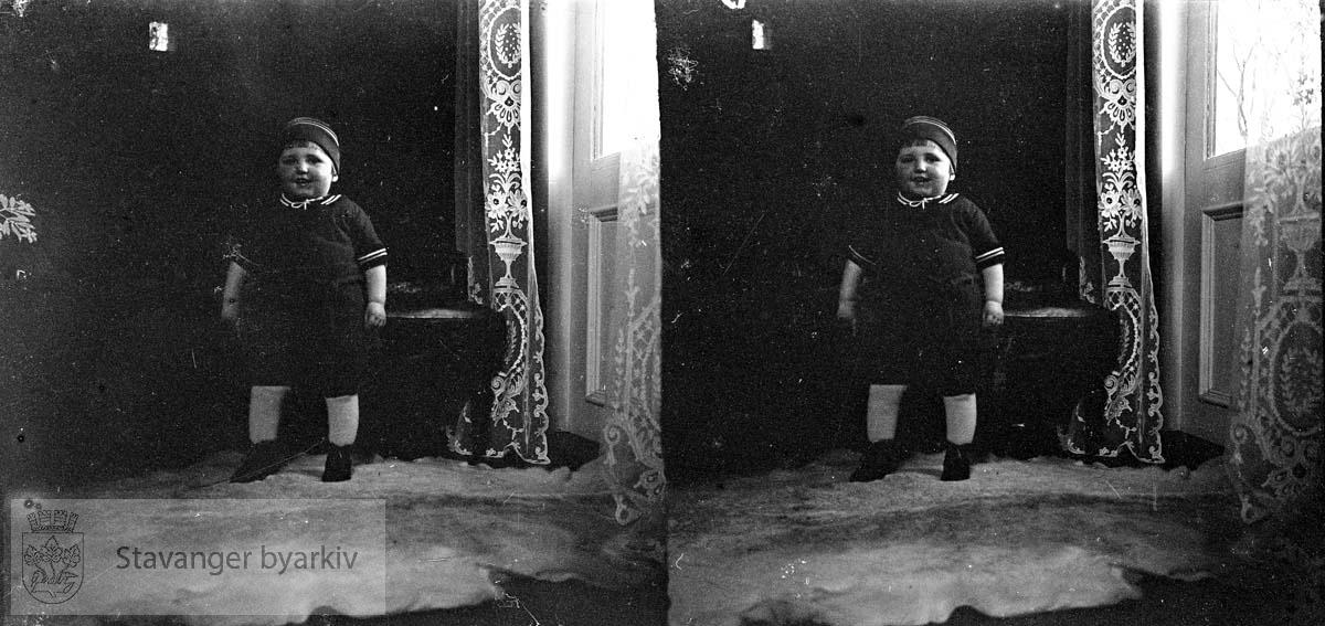 Stereofotografi. ..Solveig Margrethe Eckhoff