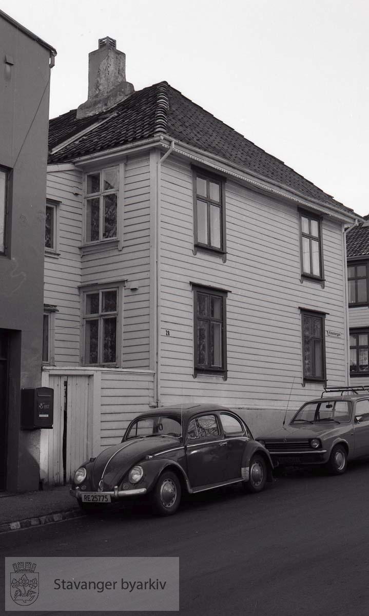 Klinkenberggata 28