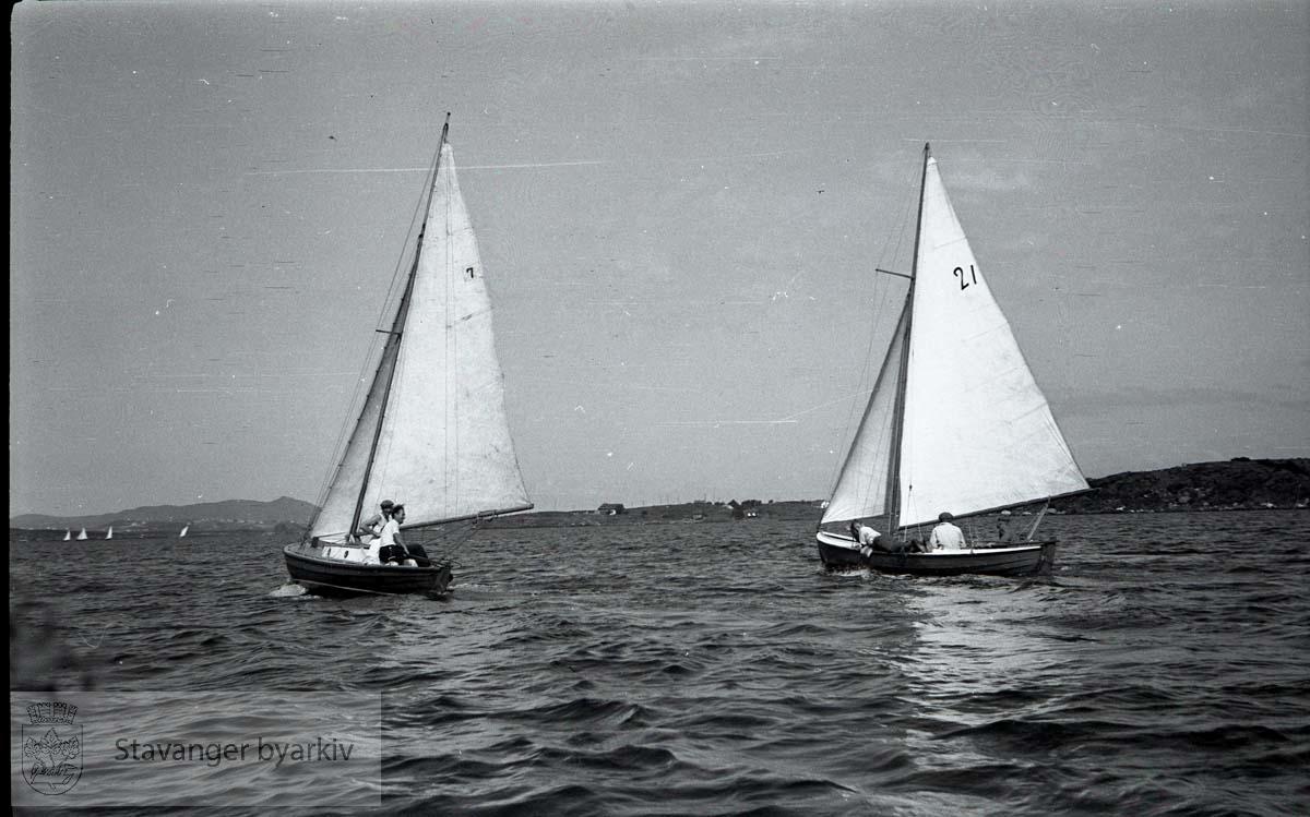 Seilforeningen 1925, regatta