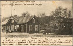 Ryaberg station.