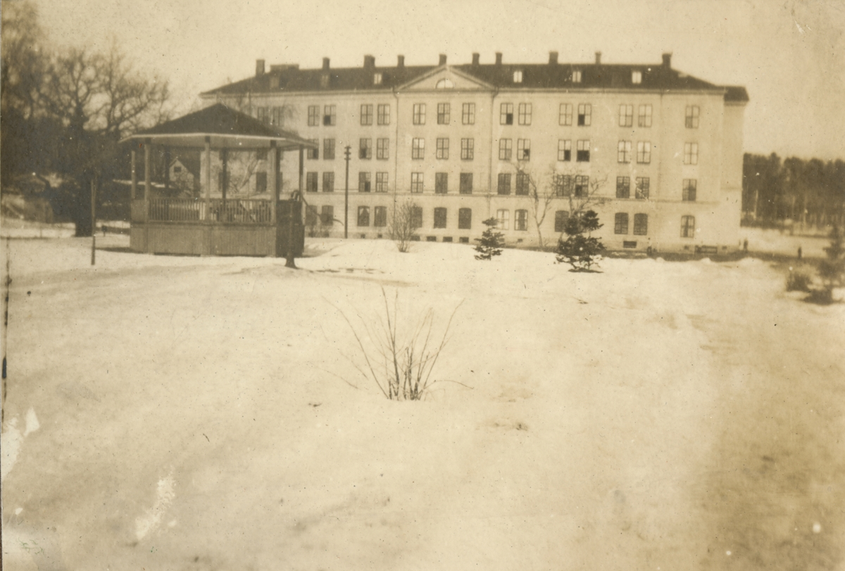 Bataljonskasern, första bataljon, Vaxholms grenadjärregemente I 26.