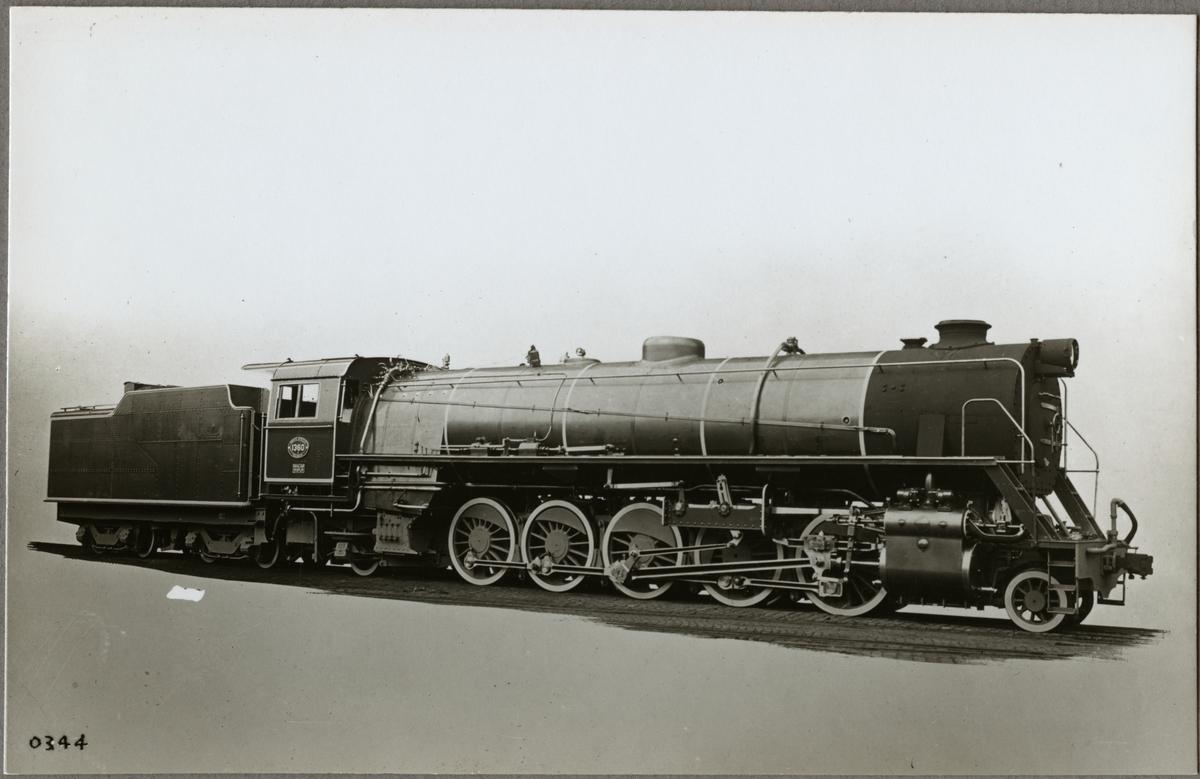 South African Railways, SAR 18 1360.