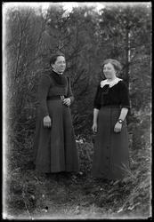 Anna Johansson, Kringelsmaden och Gerda Johansson, Nossebro