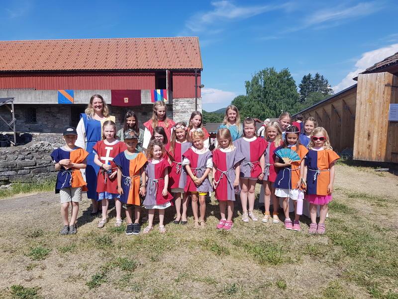 Barnekorene Poco a poco, Amabile, Romedal barnekor og vang kirkes barnekor