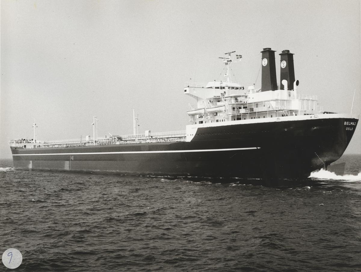 M/T 'Belmaj' (b.1964)(Öresundsvarvet A/B, Landskrona)
