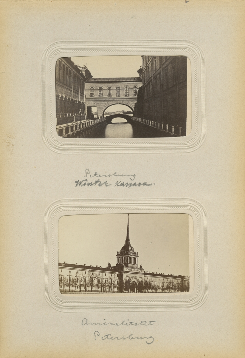 Amiralitetet i S:t Petersburg.