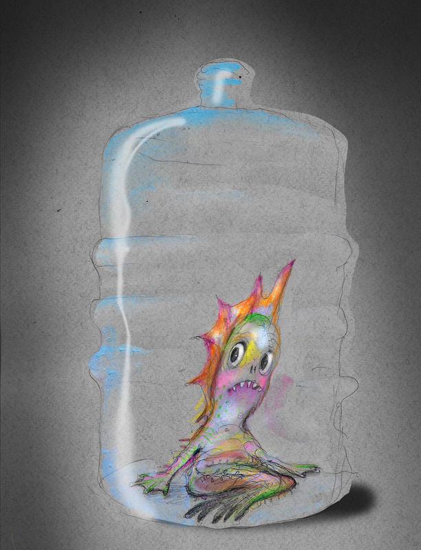 Marmæl i plastflaske (Foto/Photo)