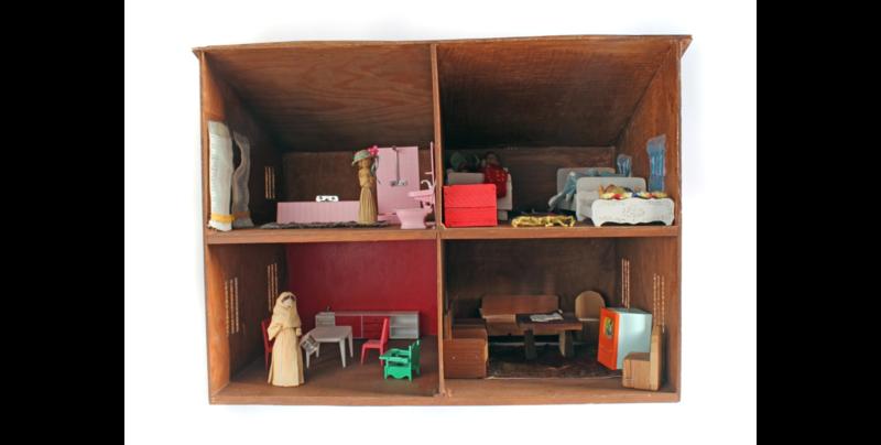 Dukkehus fra Torill Lerdalen Hùser