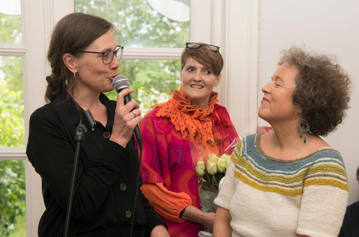 Mona Holm, Kristin E. Halkjelsvik og Ingun Grimstad Klepp (Foto/Photo)