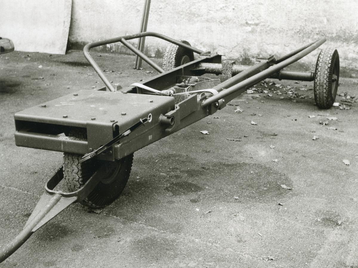 Robot 08, robottransportvagn