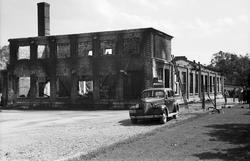 Nobø Fabrikker etter brannen