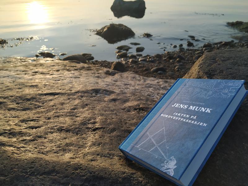 Irene A. Ellefsen fra Asmaløy er forfatter av boka «Jens Munk. Jakten på Nordvestpassasjen» (2019, Humanist forlag).
