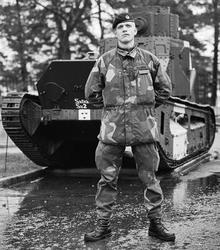 Södermanlands regemente, 7. kompaniet 1991