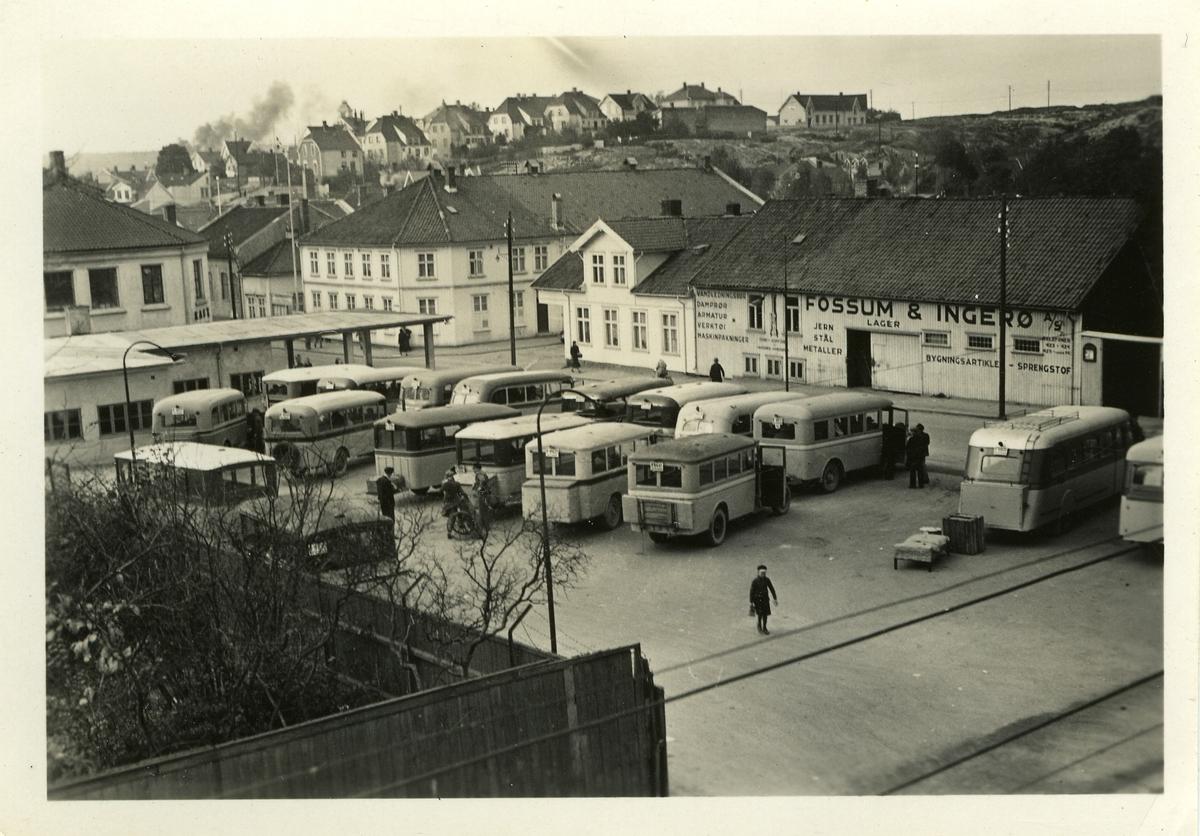 Bussruter fredrikstad 2020