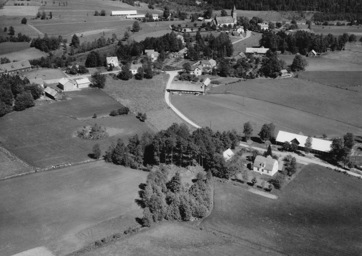 Vetlanda kommun: Alseda socken, Byggnader i Vetlanda