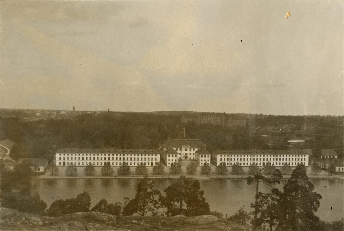 Karlbergs slott, Stockholm.