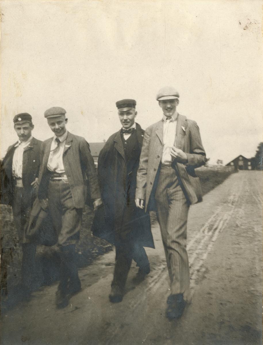 Fånö gymnasistmöte 1907.