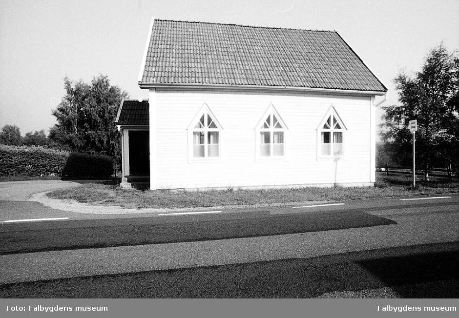 Betelkapellet. Framsidan.