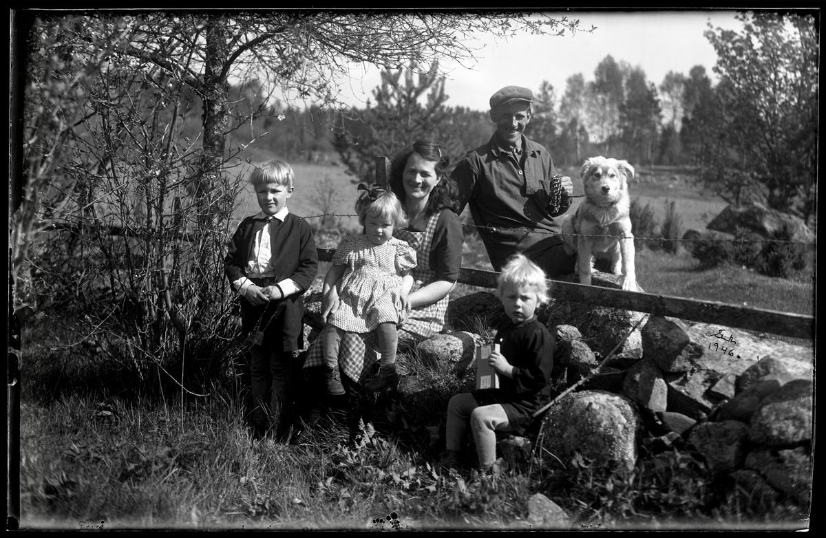 Familjen Tage Ekblom, Boagärdet