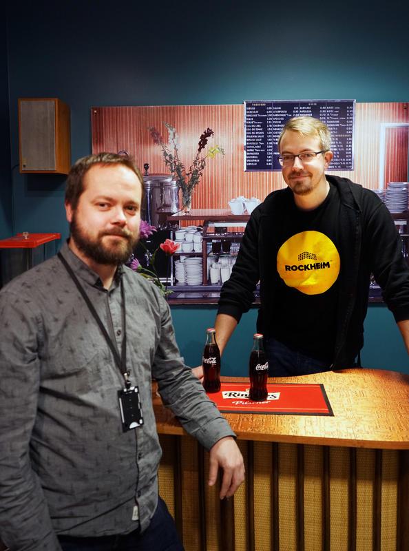 Vårens quizverter: Kristian Larsen Moen og Martin Fjellseth har snekret sammen nye spørsmål fra både norsk og internasjonal populærmusikk.