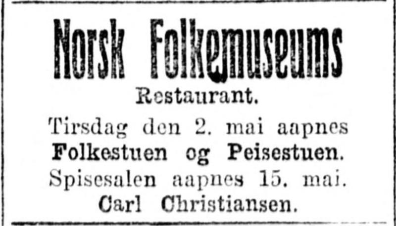 Annonse 1922