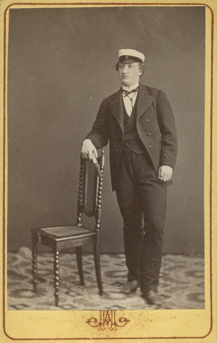 Doktor Olof Axel Wallström.