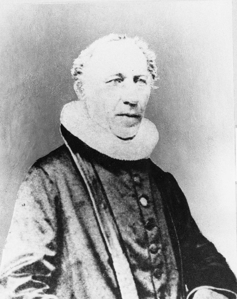 Jørgen Julius Schydtz, prest i Time 1873 - 1878.