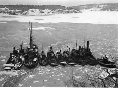 "Slepebåtaksjonen ""Operasjon Polar Bear 6east"""