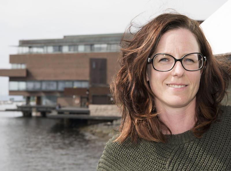 Elisabeth S. Koren. Historiker og førstekonservator ved Norsk Maritimt Museum i Oslo