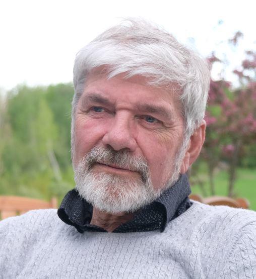 Asbjørn Hjorthaug. Foto: Privat