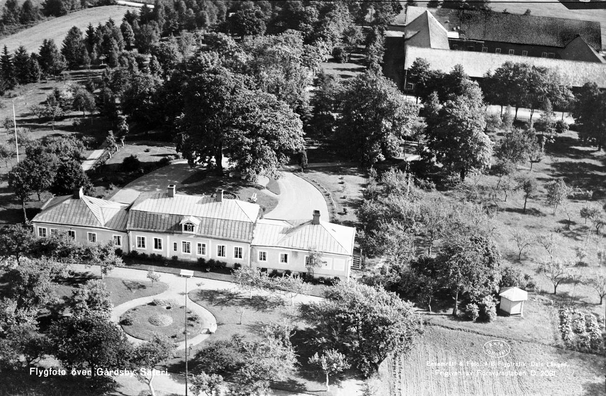 Grdsby kyrka, mlningsarbeten 2020 - Mercell