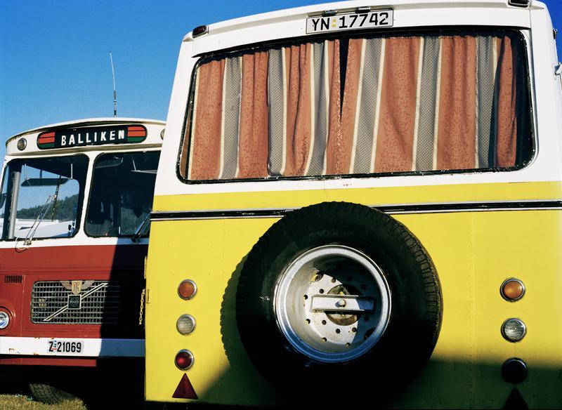 Caravans, Seljord 2009