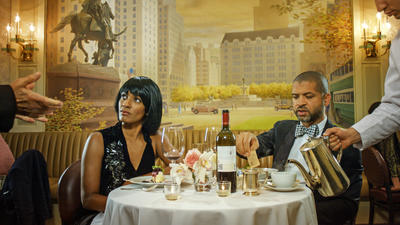 Ragnar Kjartansson, Scenes From Western Culture (Jason Moran and Alicia Hall Moran), 2015. Single channel video with sound 1 hour 40:46 minutes. Edition of 6 plus 2 artist's proofs. Courtesy of the artist, Luhring Augustine, New York and i8 Gallery, Reykjavik. (Foto/Photo)