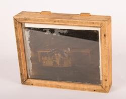 Glassplateholder