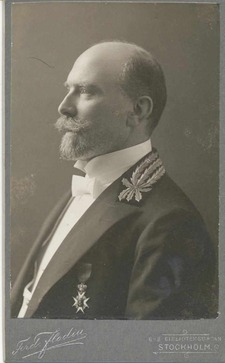 Hjalmar Rettig, yngsta sonen till Robert och Adelaide Rettig.